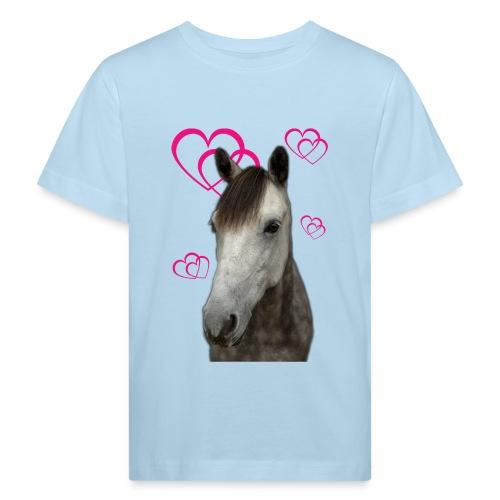 Hästälskare (Pilot) - Ekologisk T-shirt barn
