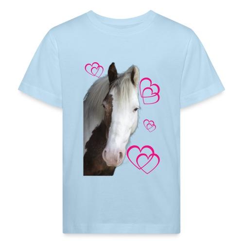 Hästälskare (Daisy) - Ekologisk T-shirt barn