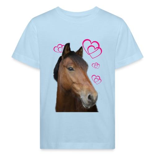 Hästälskare (Musse) - Ekologisk T-shirt barn