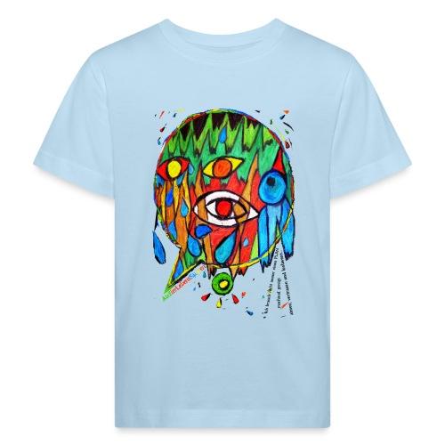 Vertrauen - Kinder Bio-T-Shirt