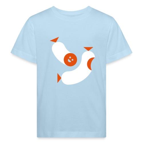 BD Wurst - Kinder Bio-T-Shirt
