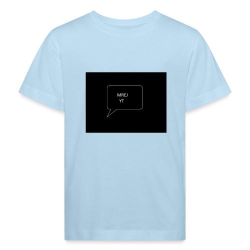 MREJYT T-sjorta - Økologisk T-skjorte for barn