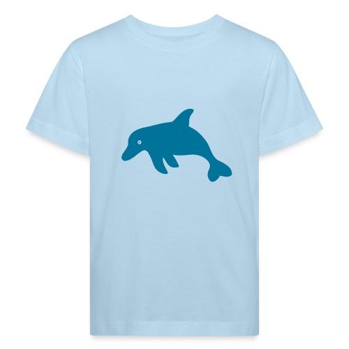 Delphin - Kinder Bio-T-Shirt