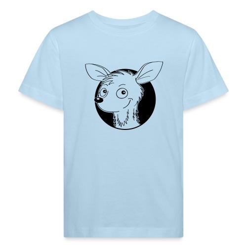 raffiniertes Reh - Kinder Bio-T-Shirt