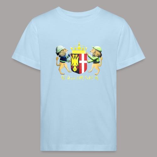 Neuss am Rhein - Kinder Bio-T-Shirt