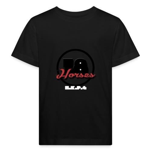 18 Horses - NKPG (White) - Ekologisk T-shirt barn