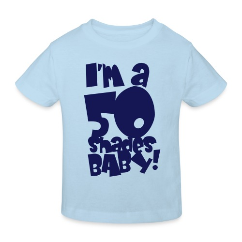 50 shades - Kids' Organic T-Shirt