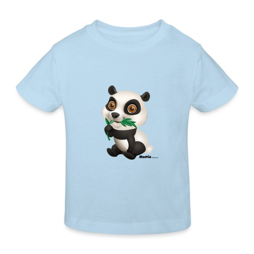 Panda - Kinderen Bio-T-shirt