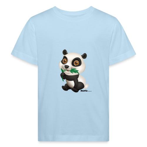 Panda - Økologisk T-skjorte for barn