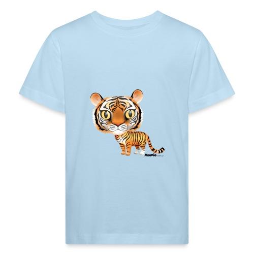 Tijger - Kinderen Bio-T-shirt