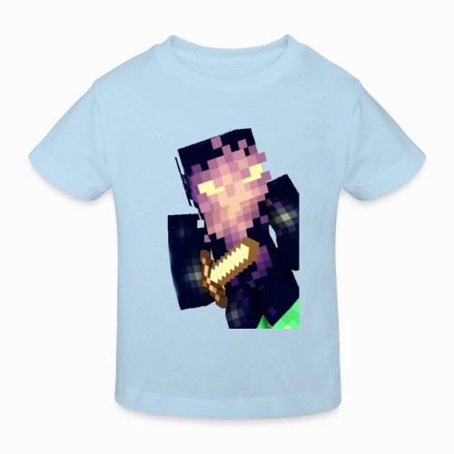 Shaykh Gaming Mineĉraft Skin - Kids' Organic T-Shirt