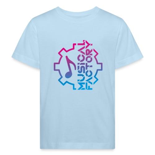 Musical Factory Marchio - Maglietta ecologica per bambini