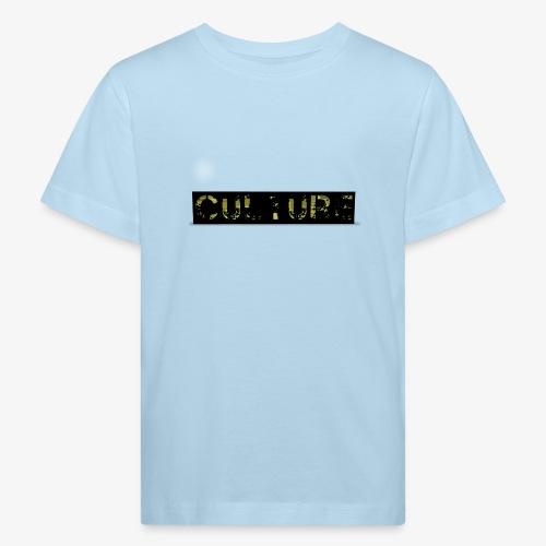 Cultura - Camiseta ecológica niño