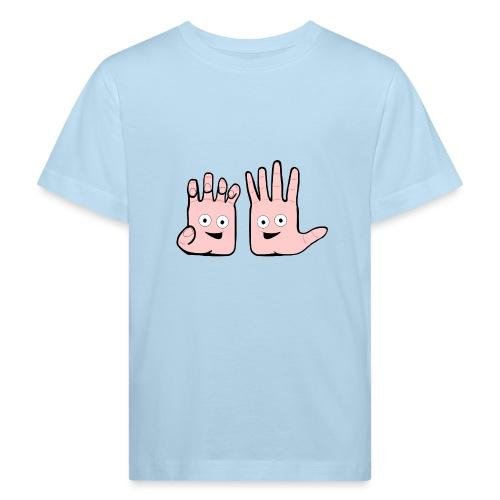Winky Hands - Kids' Organic T-Shirt