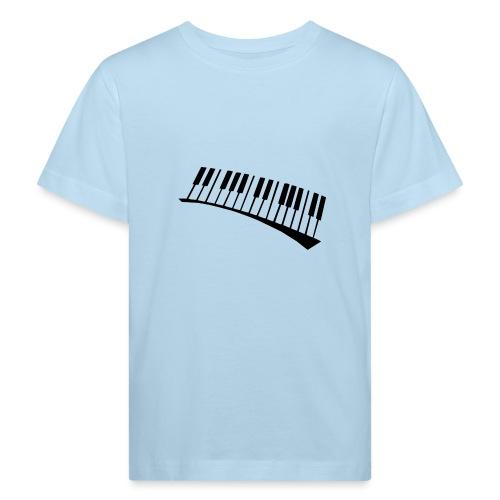 Piano - Camiseta ecológica niño