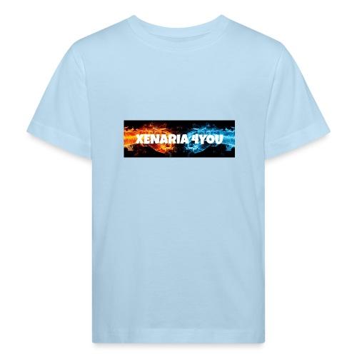 Kolekcja początkowa - Ekologiczna koszulka dziecięca