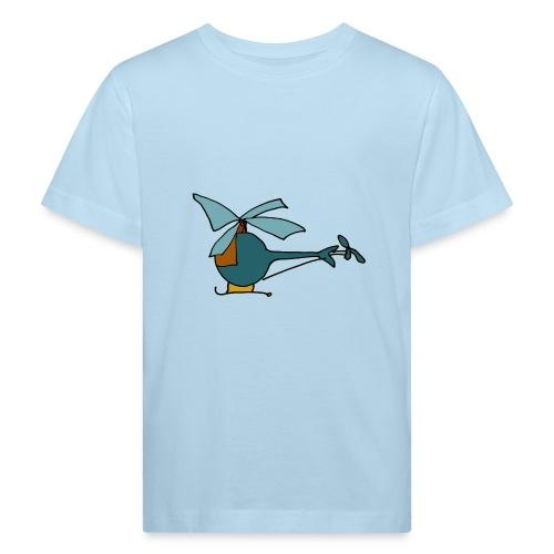 heli png - Kinder Bio-T-Shirt