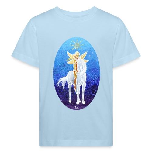 Das Leben ist magisch! - Kinder Bio-T-Shirt