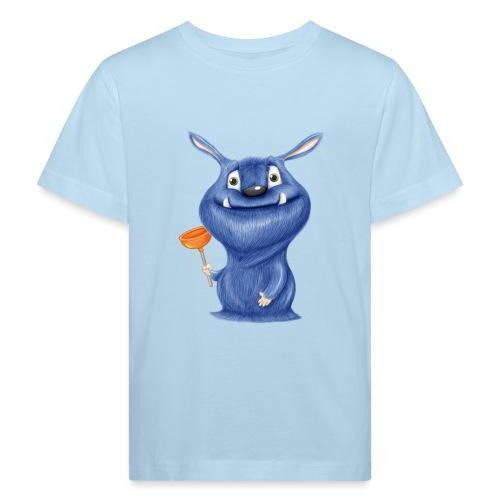 Pümpelmonster - Kinder Bio-T-Shirt