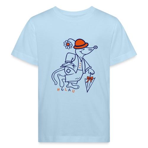 Fasching mit der Maus - Kinder Bio-T-Shirt
