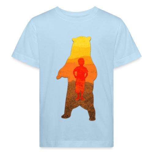 De Berenjongen - Kinderen Bio-T-shirt