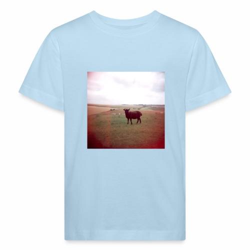 Original Artist design * Black Sheep - Kids' Organic T-Shirt