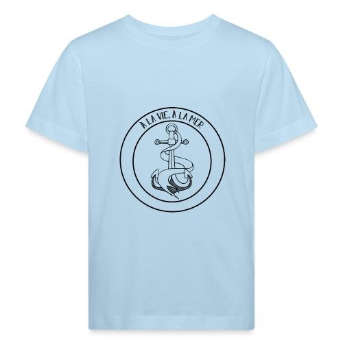 Ancre marine - T-shirt bio Enfant
