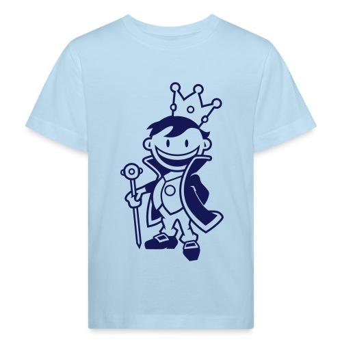 vl075a_koenig_1c - Kinder Bio-T-Shirt