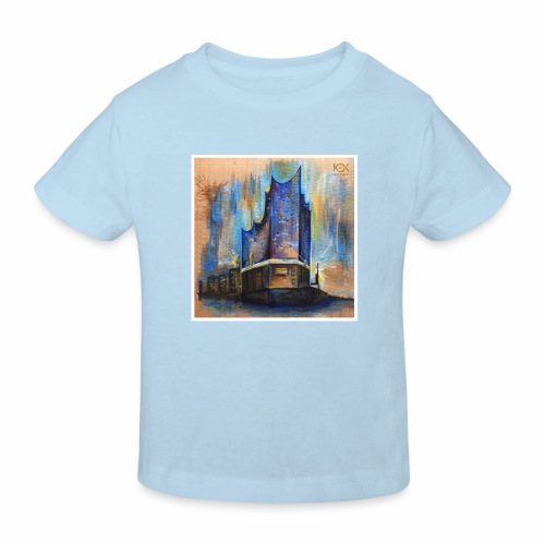 Elbphilharmonie Hamburg - Kinder Bio-T-Shirt