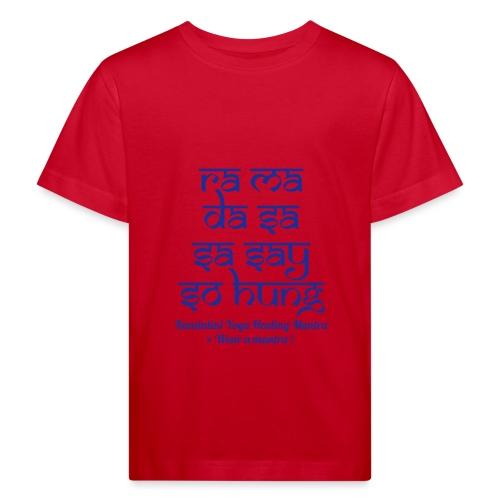 RA MA DA SA - Maglietta ecologica per bambini