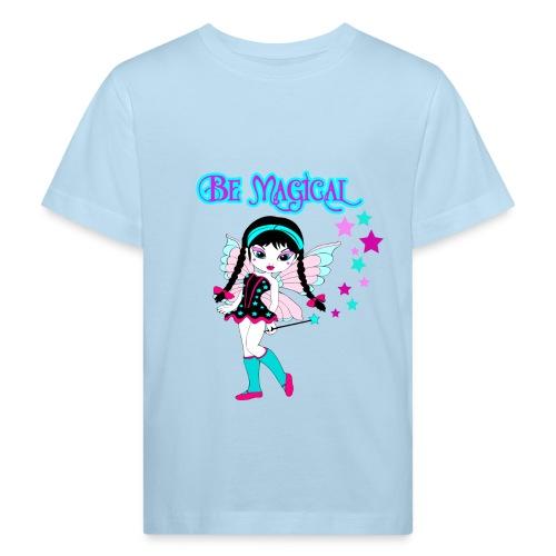 Stoere fee - Kinderen Bio-T-shirt