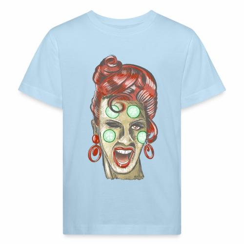Ladies beautiful day, Textiles and Gifts FP44 01 - Lasten luonnonmukainen t-paita