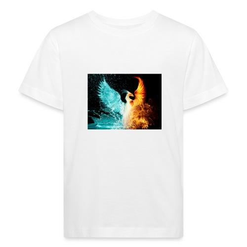 Elemental phoenix - Kids' Organic T-Shirt