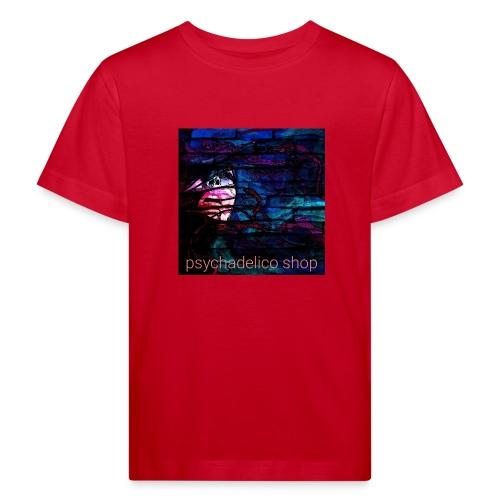 Graffiti design - Ekologisk T-shirt barn