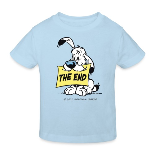Asterix & Obelix - Idefix 'The End' - T-shirt bio Enfant