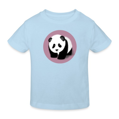Little Panda Norina - Kinder Bio-T-Shirt