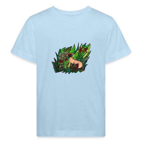 Funtes trädgård - Ekologisk T-shirt barn
