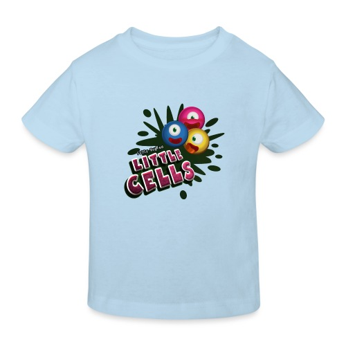 LC_NewLogo_big - Kids' Organic T-Shirt