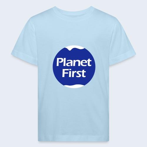 Planet First 2 - Kinderen Bio-T-shirt