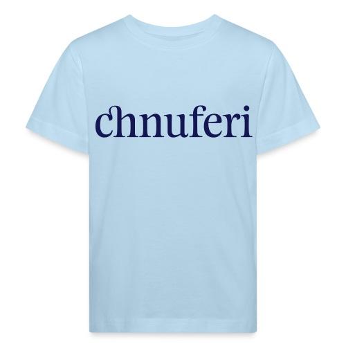 chnuferi - Kinder Bio-T-Shirt