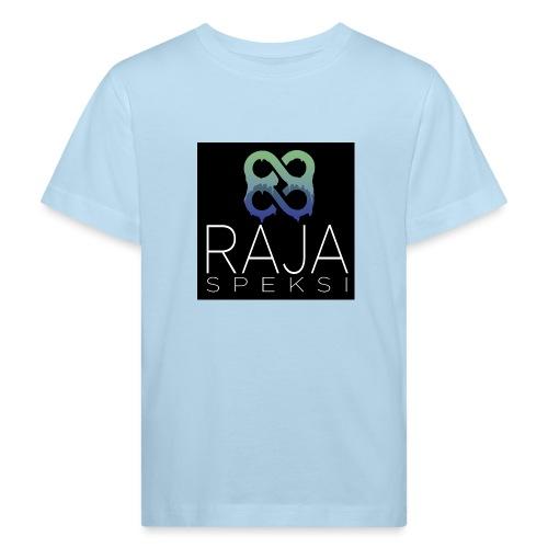 RajaSpeksin logo - Lasten luonnonmukainen t-paita