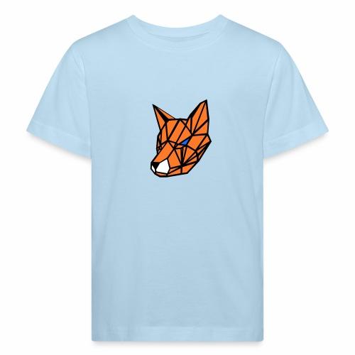 renard geometrique - T-shirt bio Enfant