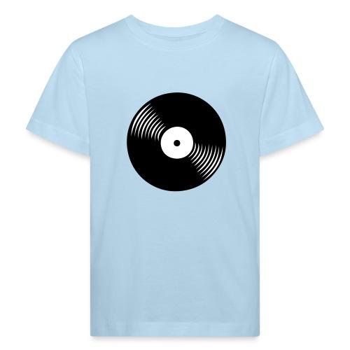 platte - Kinder Bio-T-Shirt