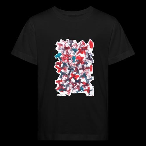 Color T BY TAiTO - Lasten luonnonmukainen t-paita