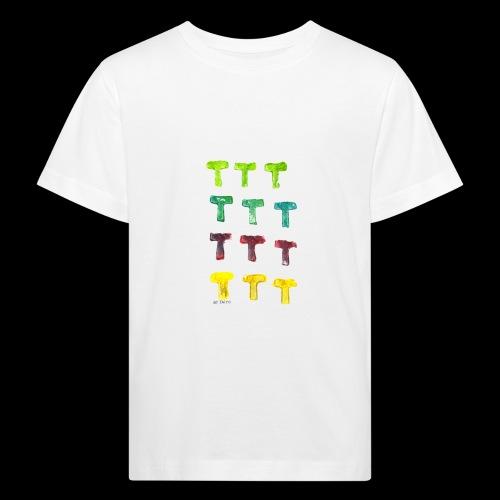 Original Color T BY TAiTO - Lasten luonnonmukainen t-paita
