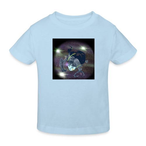 the Star Child - Kids' Organic T-Shirt