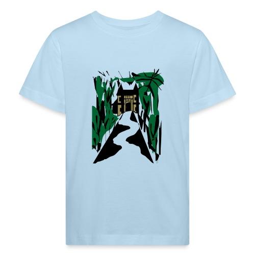 HALLOWEEN SPOOKY HAUNTED MANSION 2017 - Kinder Bio-T-Shirt
