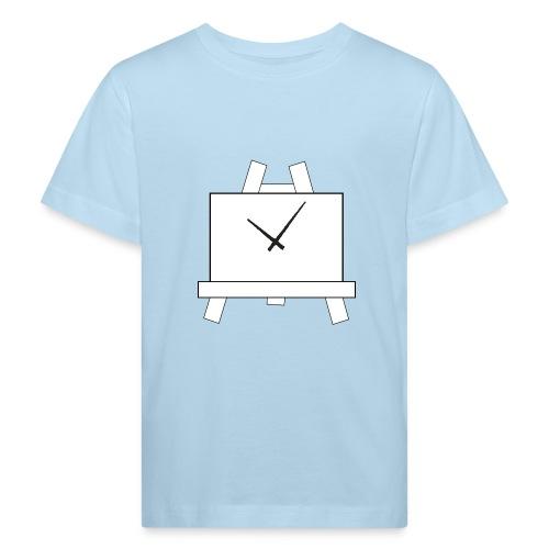 Time 4 Art - Kinderen Bio-T-shirt