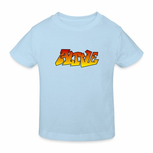ALIVE CGI - Kids' Organic T-Shirt