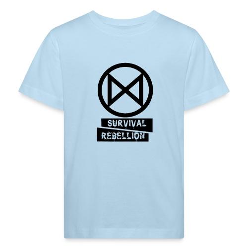 Extinction Rebellion - Maglietta ecologica per bambini